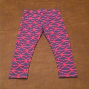 Vineyard Vines Bottoms - Vineyard Vines Fin Leggings 3T